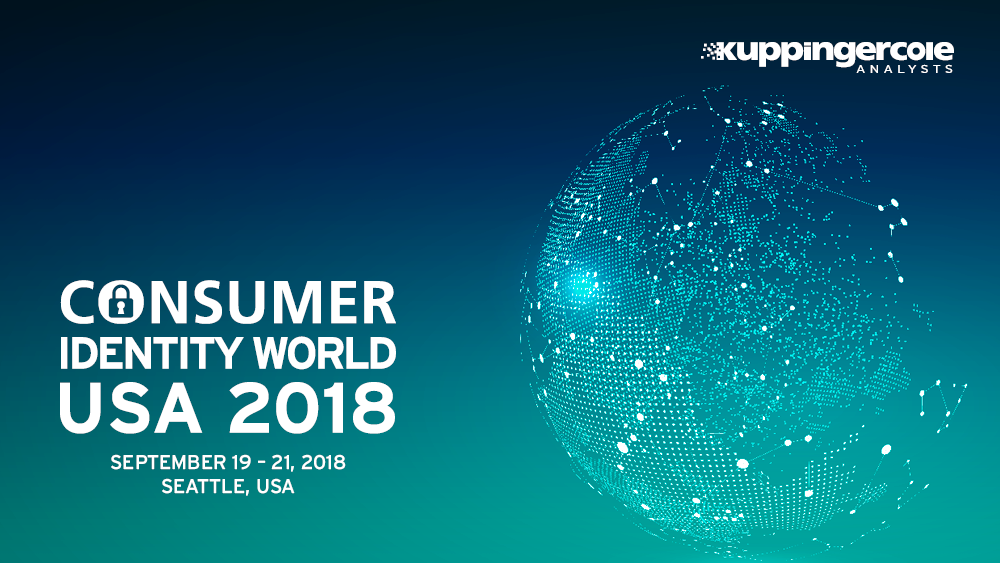 Consumer Identity World USA 2018