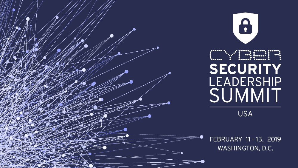 Cybersecurity Leadership Summit 2019 USA