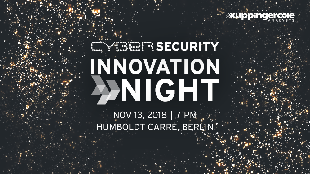 Cybersecurity Innovation Night