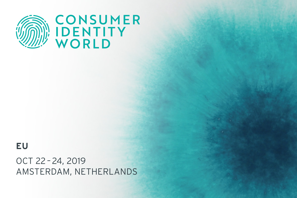 Consumer Identity World EU 2019