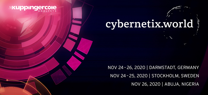 cybernetix.world 2020 - Germany