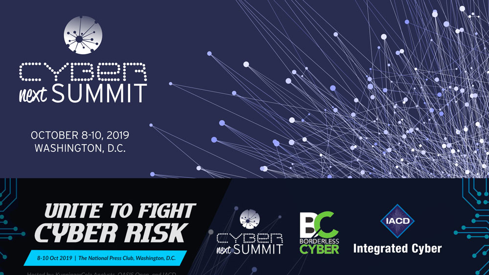 CyberNext Summit 2019 - KuppingerCole Events