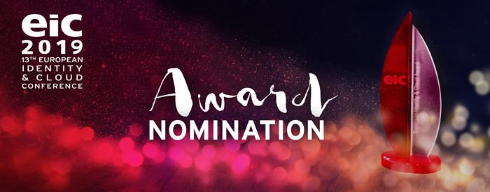 European Identity & Cloud Awards 2019