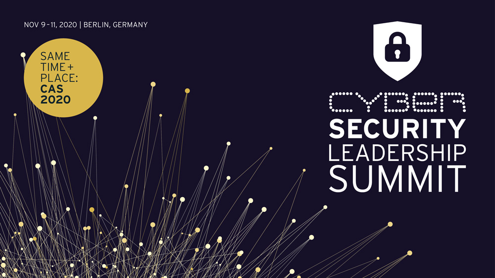 Cybersecurity Leadership Summit 2020