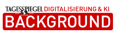 Tagesspiegel Background - Digitalisierung & KI
