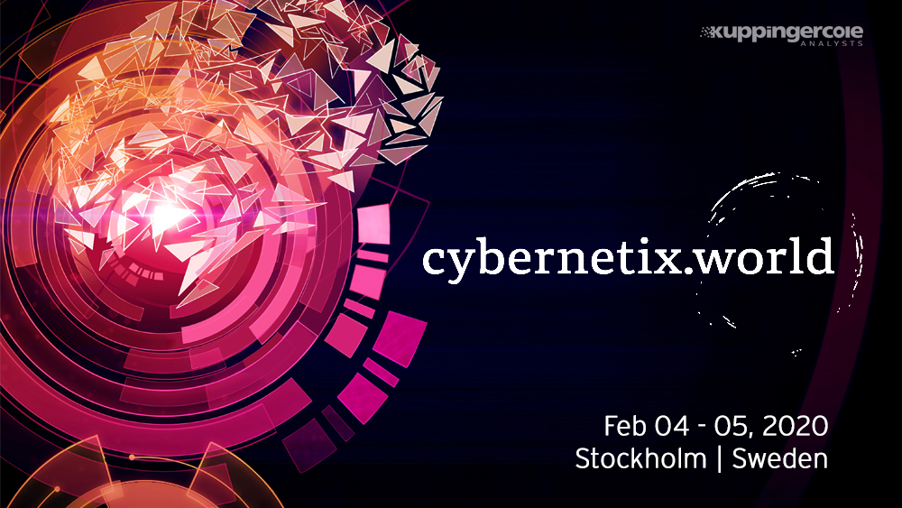 cybernetix.world 2020 - Sweden