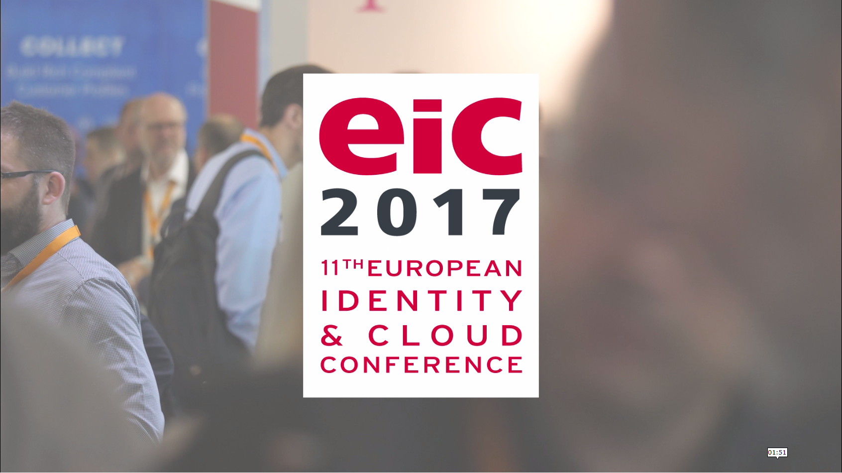 Impressions of the European Identity & Cloud Conference 2017