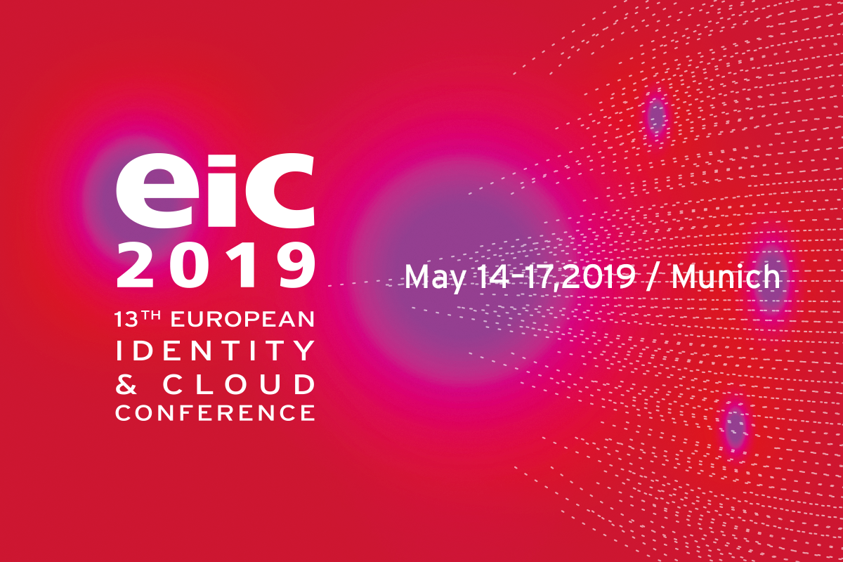 European Identity & Cloud Conference 2019