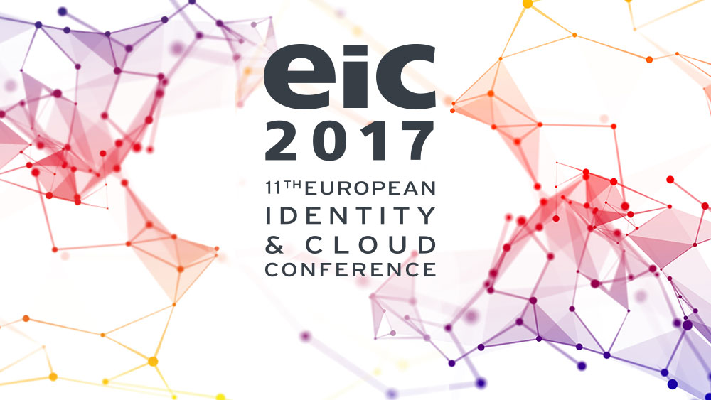 European Identity & Cloud Conference 2017