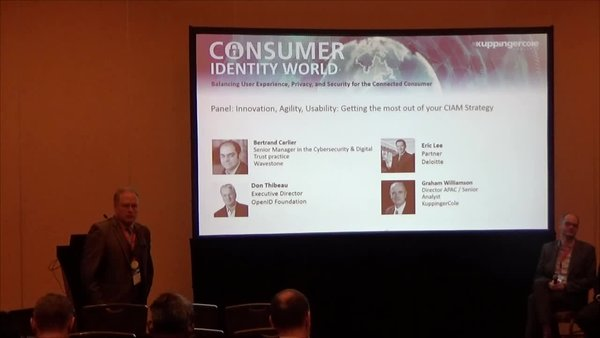 Playlist: Consumer Identity World 2017 APAC
