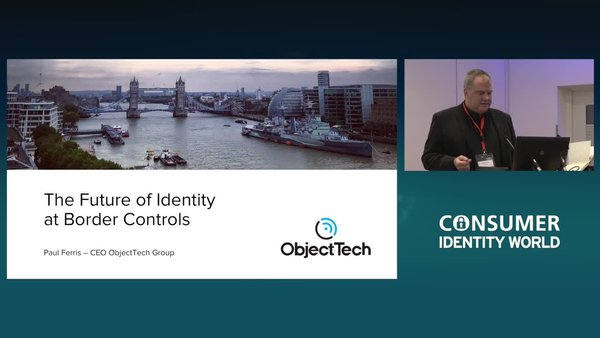 Playlist: Consumer Identity World 2018 EU