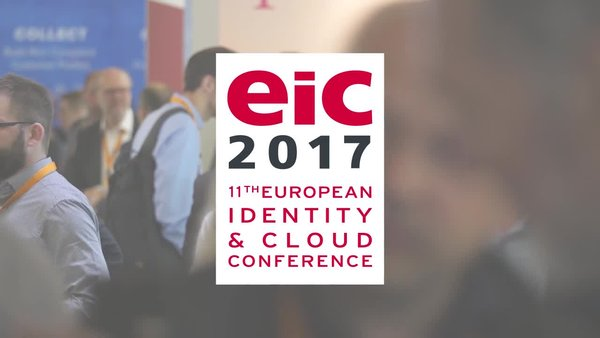 Playlist: European Identity & Cloud Conference 2017